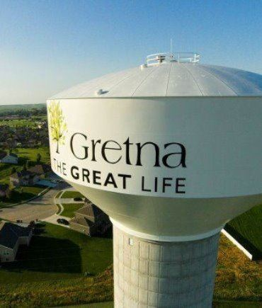 Gretna Water Tower