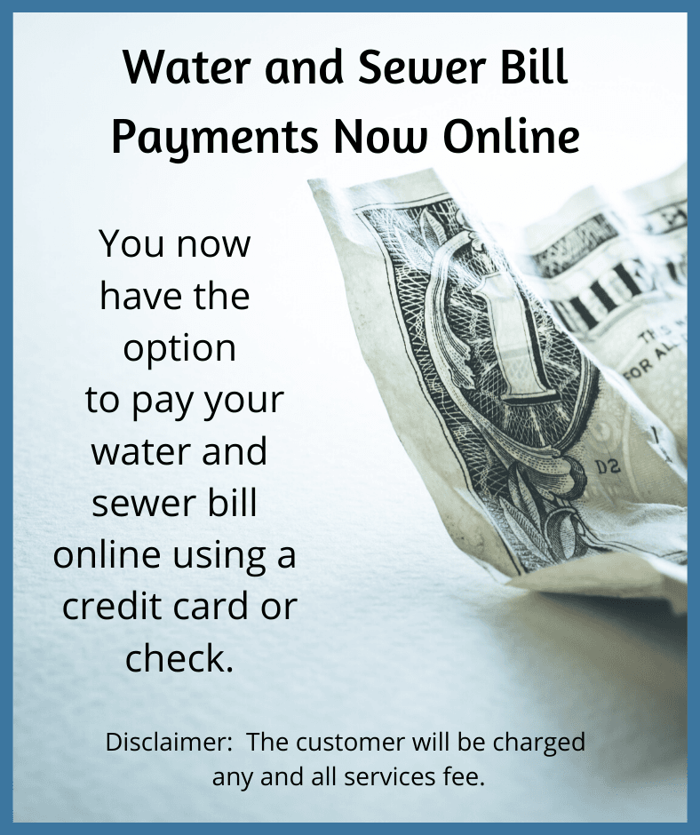 Website -Online Utility Bill Pay