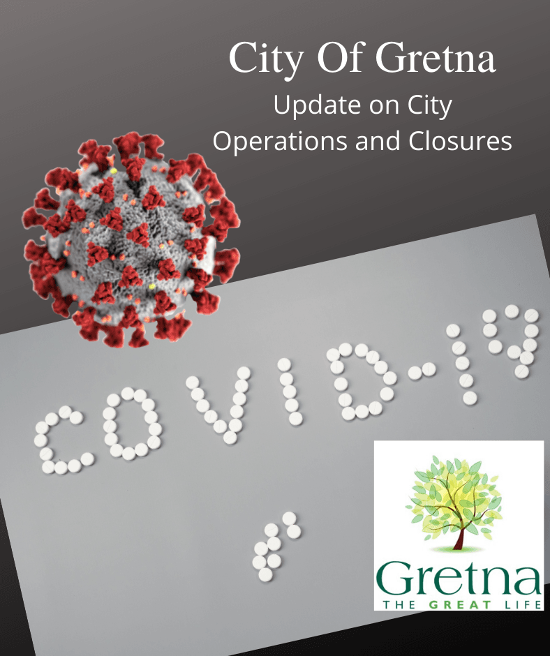 Website- City Of Gretna Update