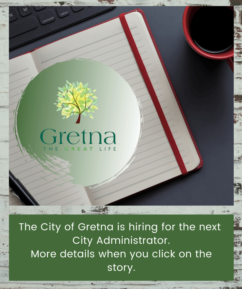 City Administrator Job Opening